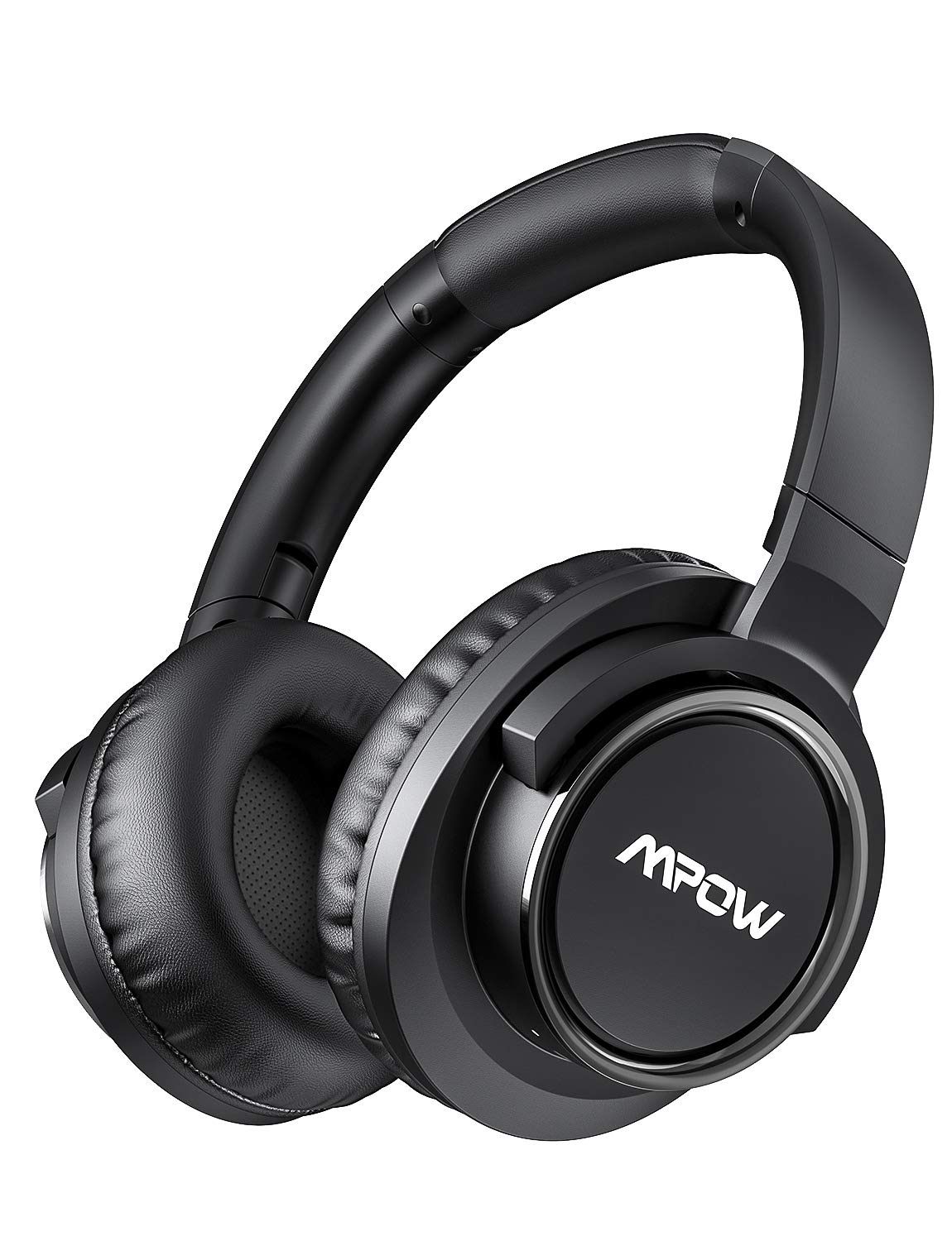 Auriculares Mpow (Series II) Cancelacion de Ruido Activa 50 horas Duracion con Hi-Fi Deep Bass ANC Over-Ear Bluetooth co