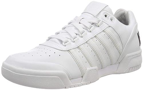 K-Swiss Gstaad Bl - Zapatillas Unisex, Color Blanco: Amazon.es: Zapatos y complementos