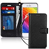 FYY Case for iPhone 7/8/SE 2020, Luxury PU Leather Wallet Phone Case with Card Holder Flip Cover for iPhone 7/iPhone 8/iPhone