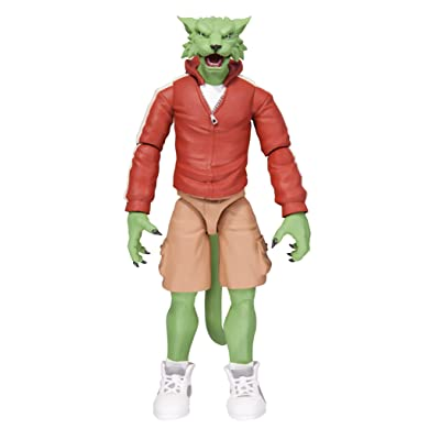 Teen Titans DC Comics Earth One Beast Boy Action Figure: Toys & Games