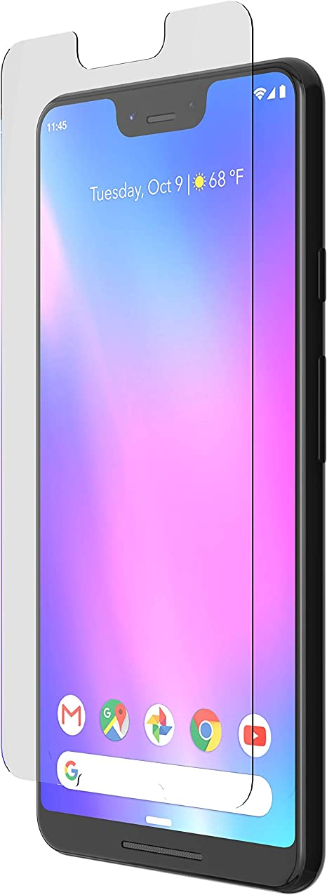 Savvies Crystal-Clear SCREEN PROTECTOR for Symbol MC17 Protective Film 100/% fits Display Protection Film
