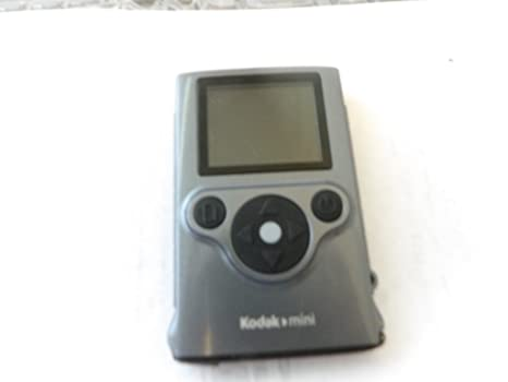 amazon com kodak zm1 nm 1 mp 1 inch lcd cmos sensor digital camera rh amazon com Kodak Mini Video Camera Charger Kodak Mini HD Drivers