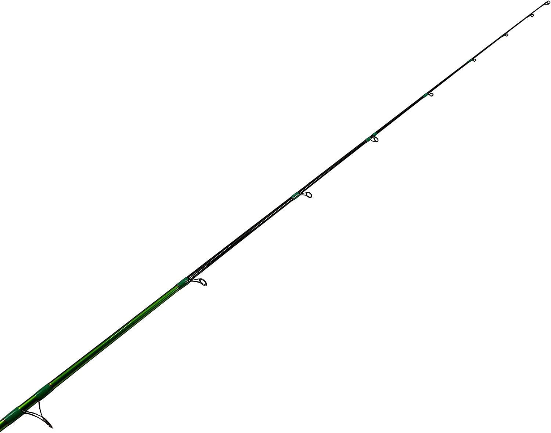 Zanahoria Stix – Spinning 7 Medium Wild Wild verde greenwater ...