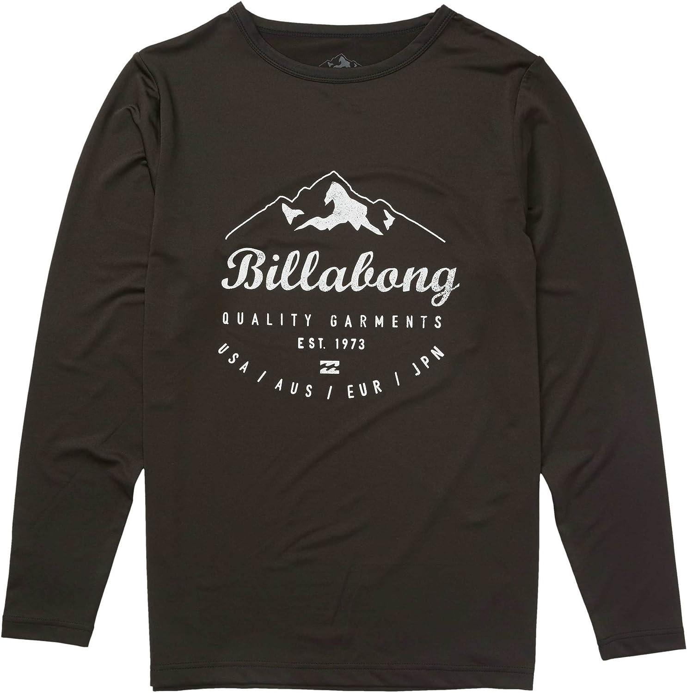 BILLABONG Mens Operator Tech Top Underwear Base Layer Top