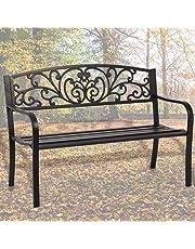 Amazon.com: Benches - Patio Seating: Patio, Lawn & Garden
