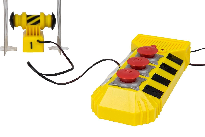 Smartlab Toys Demolition Lab Triple Blast Warehouse Basic Electronics For Kids Snap Circuits Jr Sc 100 Games