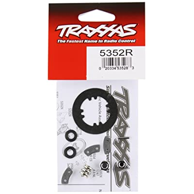 Traxxas 5352R Heavy-Duty Slipper Clutch Rebuild Kit: Toys & Games