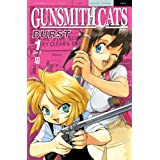 Gunsmith Cats Burst Big Vol. 01