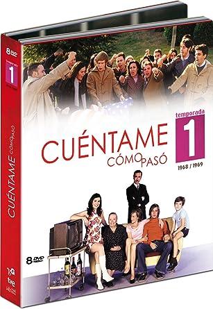 Amazoncom Cuentame Como Paso Temporada 1 Pal Ana Duato Imanol