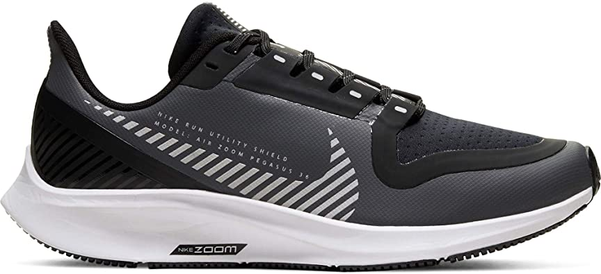 NIKE Air Zoom Pegasus 36 Shield GS, Zapatillas de Running Unisex ...