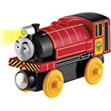 Fisher-Price Thomas & Friends Wooden Railway, Talking Victor - Battery Operated