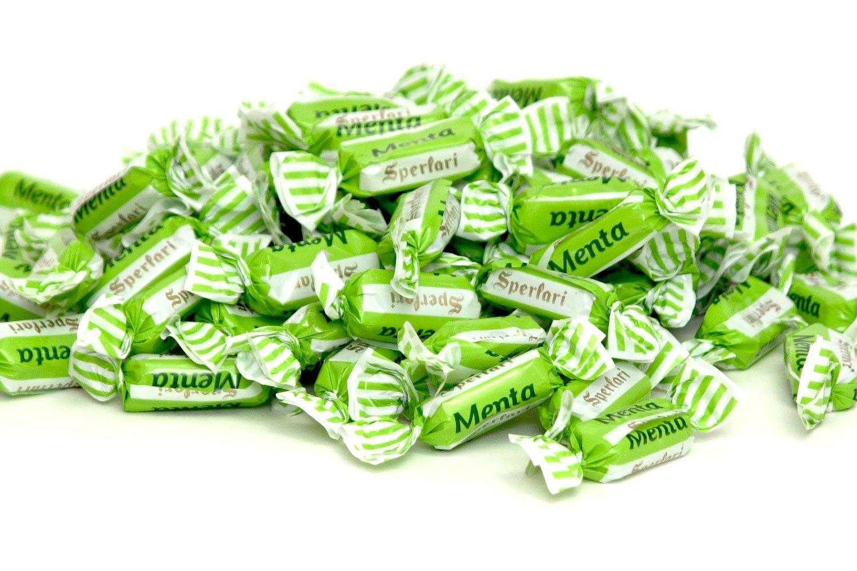 Sperlari Mint Candy - 460 Pieces - 6.6 lb