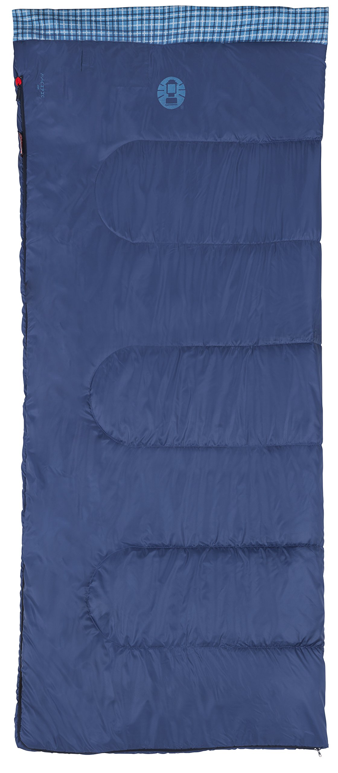 Coleman Pacific 205 - Saco de dormir, color azul product image