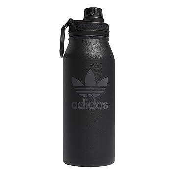 Amazon.com: adidas Originals - Botella de acero inoxidable ...