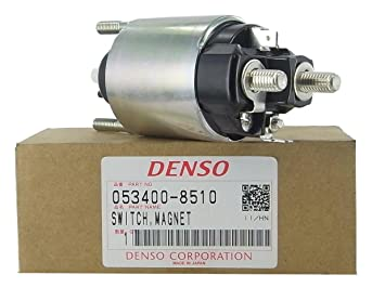 Amazon oem denso starter solenoid for cub cadet lawn tractors oem denso starter solenoid for cub cadet lawn tractors mowers sciox Image collections