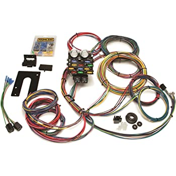 amazon com painless 50002 race car wiring harness kit automotive rh amazon com race wiring solutions race wiring board