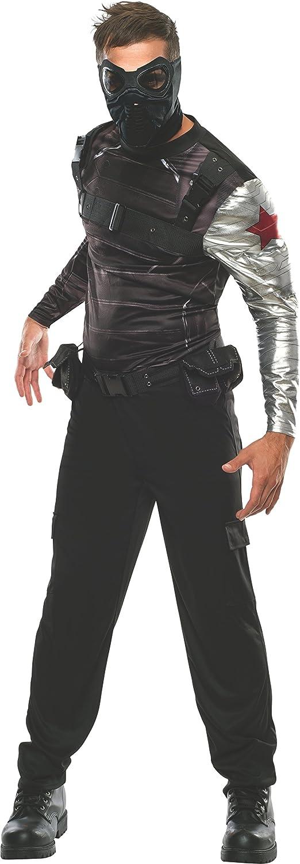 Disfraz de Soldado de Invierno Capitán América: el Soldado de ...