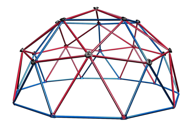 Lifetime Geodome Kletterkugel, Klettergerüst & Spieloase bunt // 152x305 cm (Höhe x Durchmesser) // Kletteroase