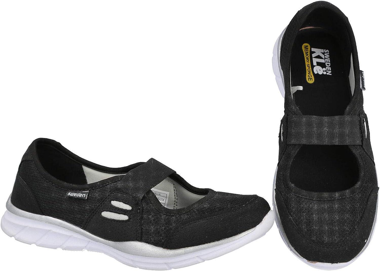 SWEDEN KLE SWEDEN KLE 592204 Zapatillas Deportivas para Mujer Sint/ético