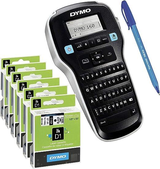 3x Labelwell 12mm x 3m Sostituzione Nastro per Etichette Compatibile per Dymo 2056084 Oro su Bianco per Dymo COLORPOP LabelWriter 450 DUO LabelManager 120P 160 260P 360D 420P 500TS LabelPoint 250 350