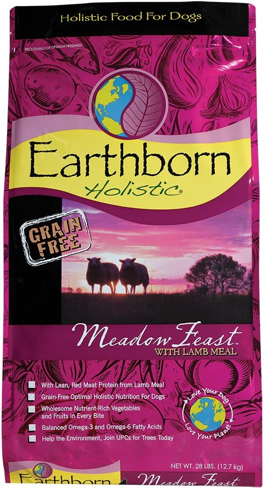 Earthborn Grain Free Meadow Dry Dog Food