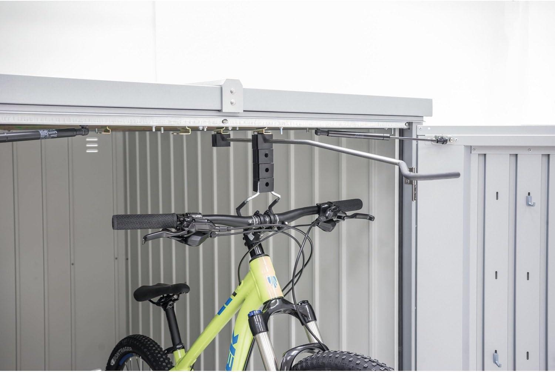 Carril de suspensión para bicicletas MiniGarage, 49013, de Biohort ...