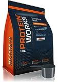 THE PROTEIN WORKS 100% Micellar Casein, Slow Release Protein Shake, Chocolate Silk, 1 kg