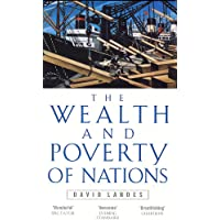 Wealth & Poverty of Nations: David Landes