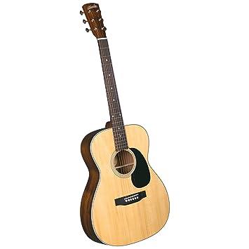 Blue Ridge BR-63A Contemporary guitarra Craftsman - Santos de madera de palisandro/placa de níquel: Amazon.es: Instrumentos musicales