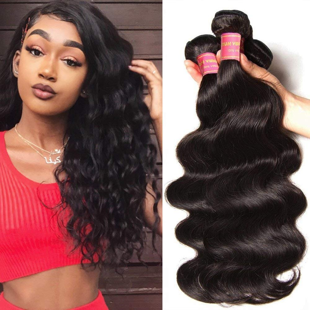 Amazon Jolia Hair Virgin Brazilian Curly Hair Weave 3 Bundles