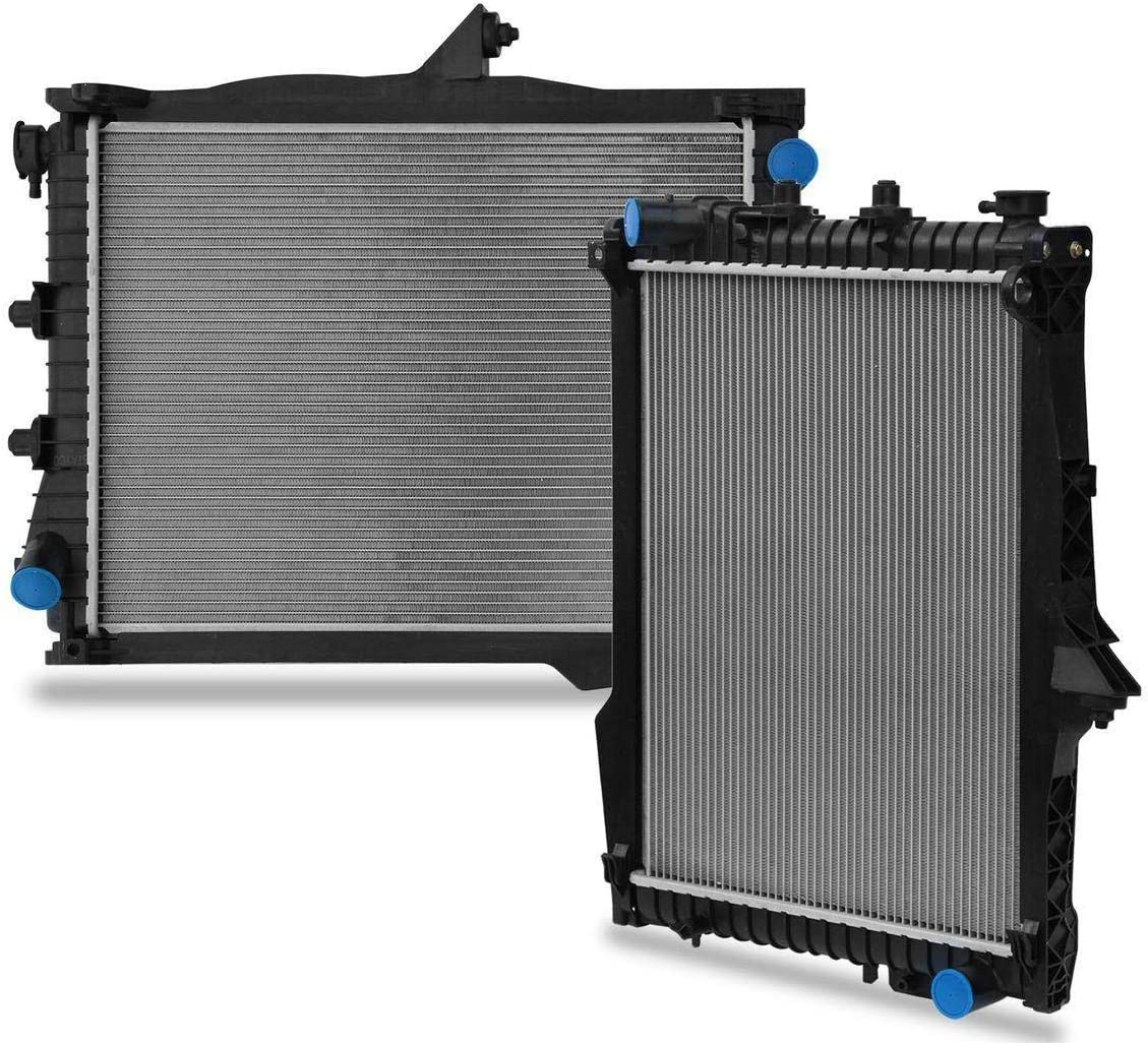 PLEASE COMPARE OUR RATINGS3.7 V6 BRAND NEW RADIATOR #1 QUALITY /& SERVICE