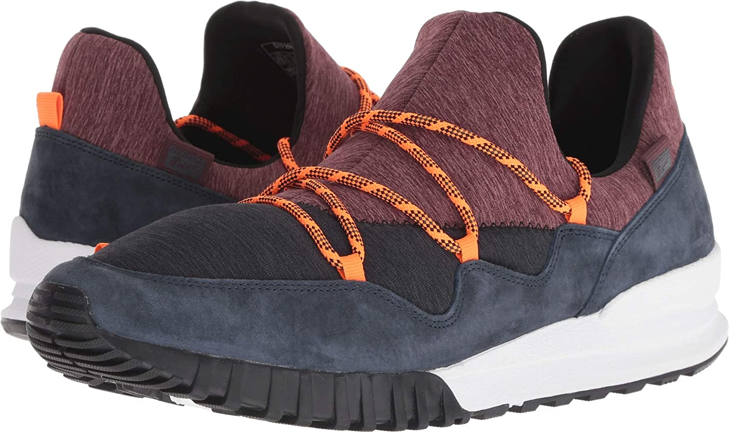 new product 38343 5012d Onitsuka Tiger by Asics Unisex Monte Creace Black/Burgundy ...