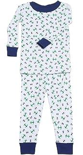 New Jammies Boys Organic Cotton Snuggly Pajamas