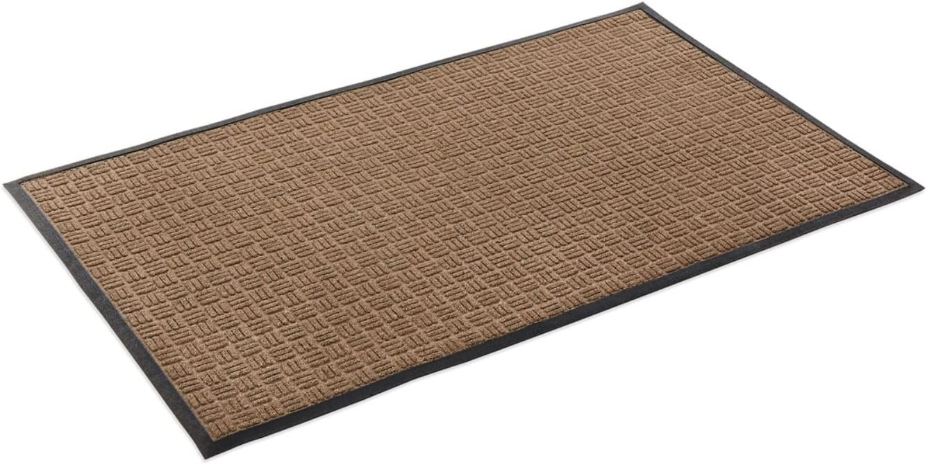 Water Retainer Mat, 3 X 5 , Brown