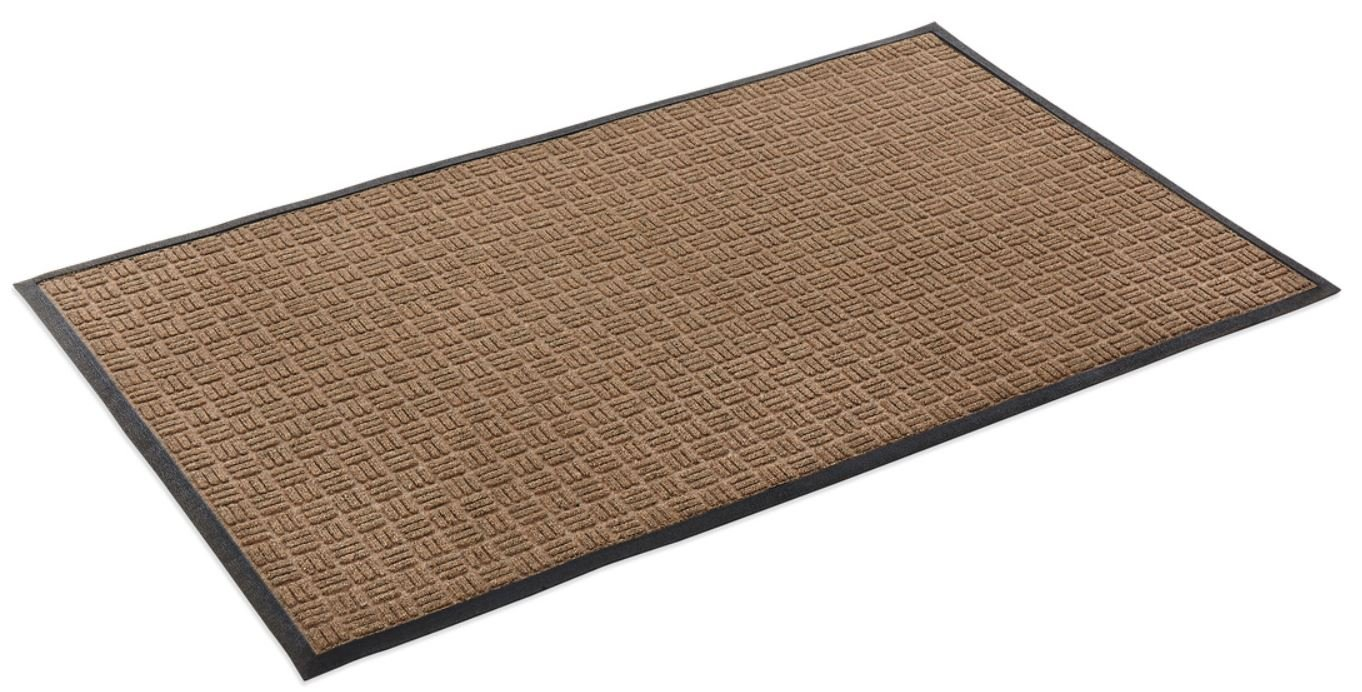 Kempf Water Retainer Mat, 18 by 30-Inch, Brown