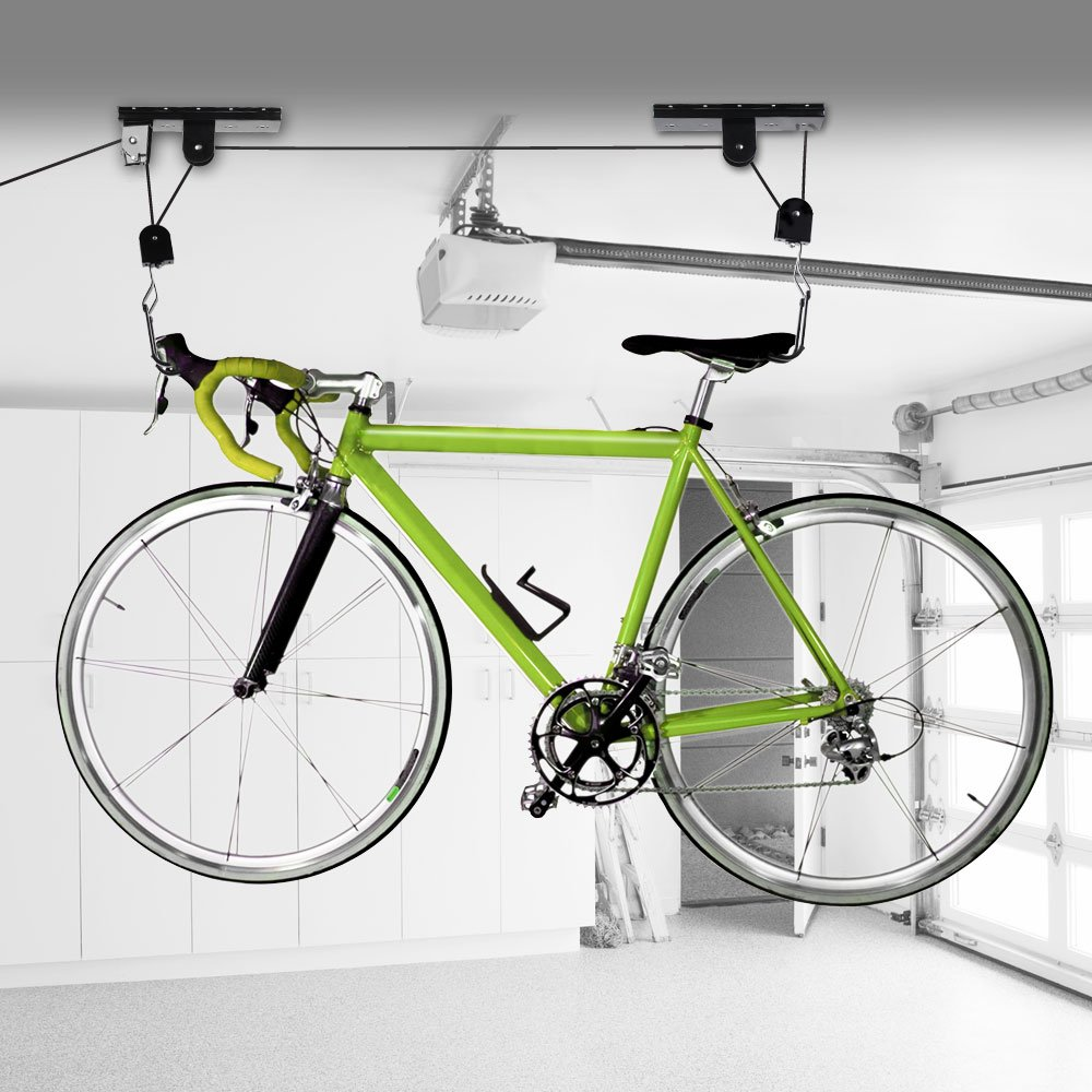 Amazon.com : Protocol Mount Pro- Bicycle Ceiling Rack : Sports & Outdoors