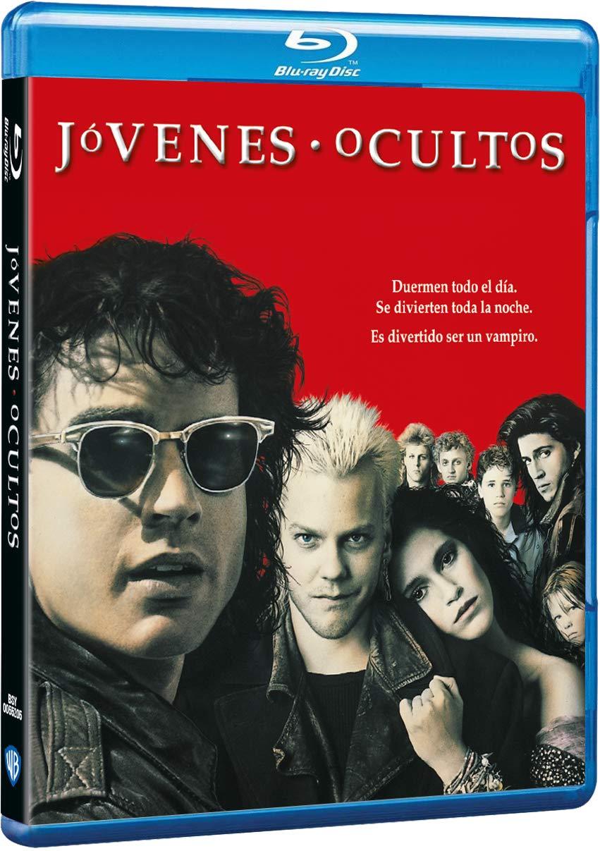 Jóvenes ocultos [BD] [Blu-ray]