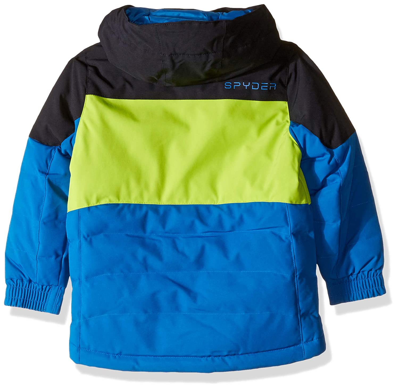 Spyder Mini Trick Synthetic Ski Jacket Skiing Winter Sports prb.org.af
