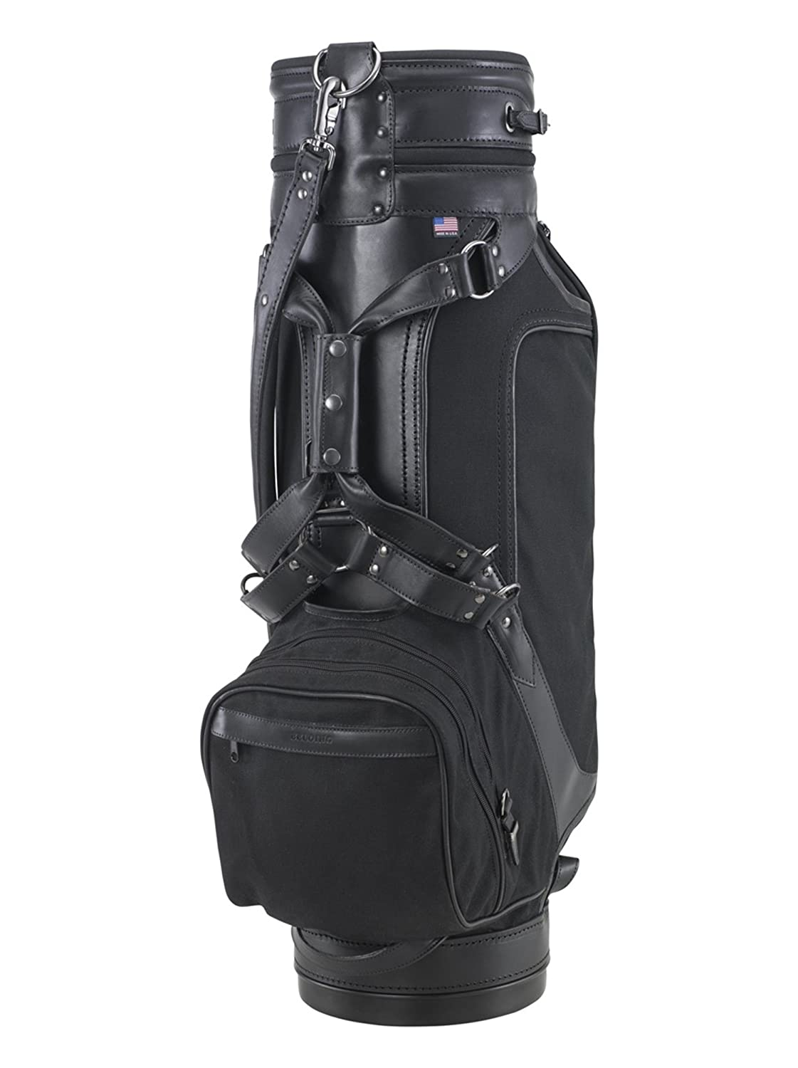 BELDING American Collection Staff Golf Cart Bag with 4 Pockets, X-Large