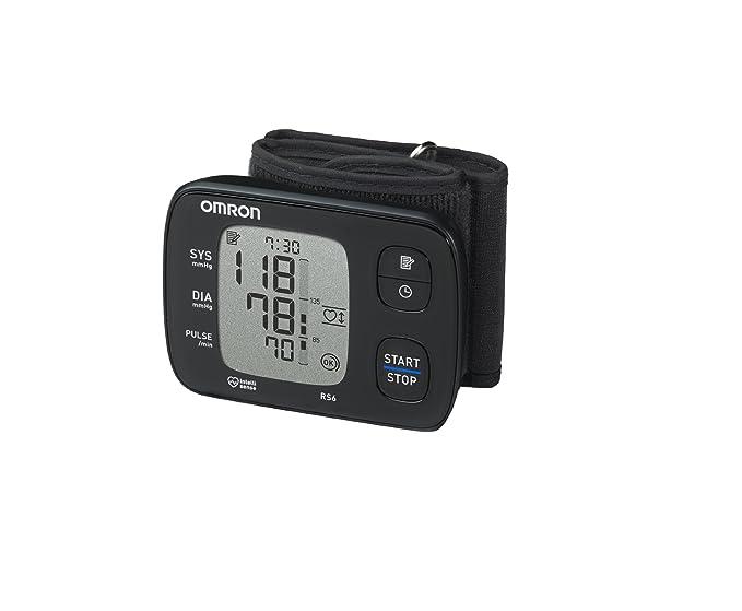OMRON RS6 - Tensiómetro digital [Importado de Alemania]: Amazon.es: Salud y cuidado personal