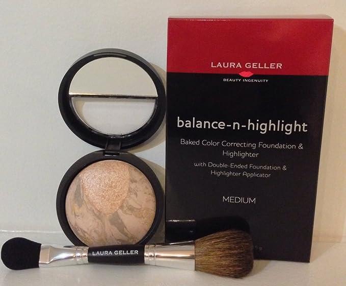 Buy Laura Geller Balance-n-highlight Baked Color Correcting ...
