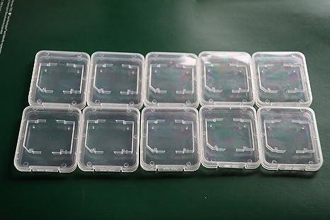 Amazon.com: 10 pcs SD MMC/tarjeta de memoria SDHC de ...