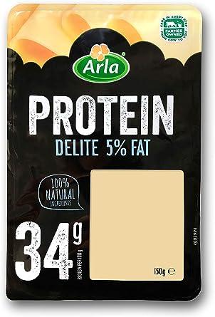 Arla Protein Queso Lonchas, 150g (Refrigerado): Amazon.es ...