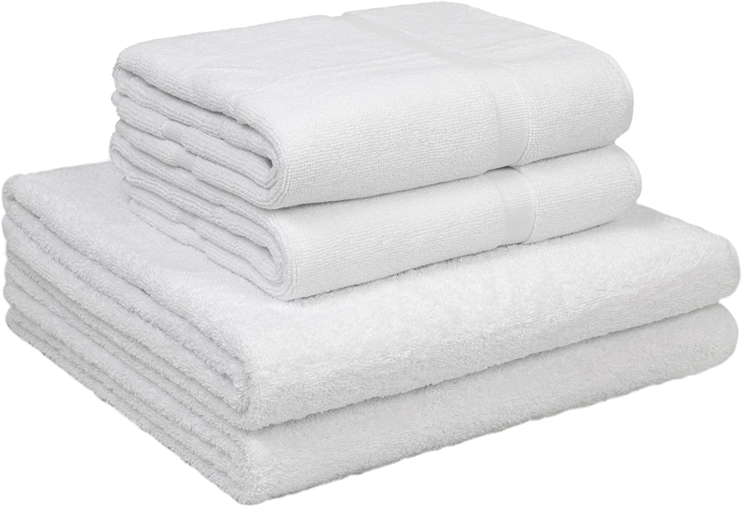 Oversized Bath Towels 30x60 Home and Plan Quick Dry Premium 100/% Turkish Cotton Bath Sheets 2-Piece Set S1 - Aqua