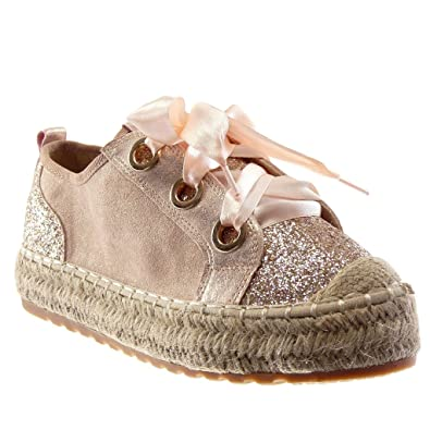 Sporty Chaussure Chic Baskets Espadrille Mode Tennis Angkorly xqO1dRIfnq