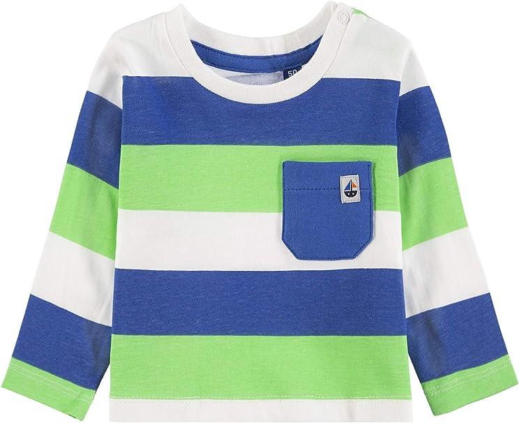 TOM TAILOR Baby-Jungen Langarmshirt T-Shirt