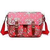 Miss Lulu Canvas Prints Satchel Messenger Shoulder Bag