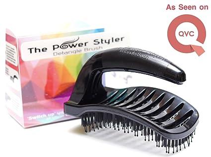 Desenredar el cepillo de pelo, mango posicional multi único para mayor comodidad. El mejor