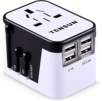 Tensun Universal Travel Adapter