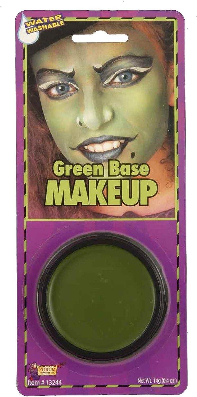 Green Forum Novelties 13244 Halloween Makeup Party Supplies One Size Pack of 24